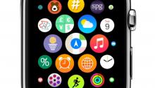 Apple Watchのホーム画面UIを考察する