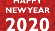 謹賀新年2020【2010.1.1のブログを再掲】