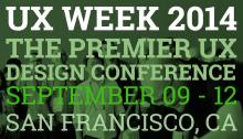 UX Week 2014レポート:UXデザイナーよ、魔法のような体験を作れ!